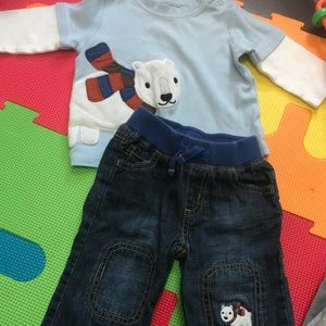 Gymboree outfit 9-12 months